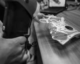 2D, CAD, Zeichenbüro, AUTOCAD, technische Zeichnung, Fertigungszeichnung